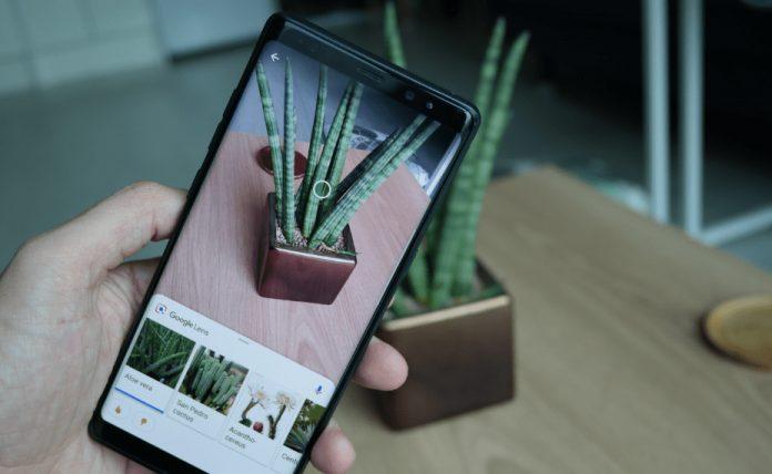 Google Lens Mobil Görseller Aramasına Entegre Edildi