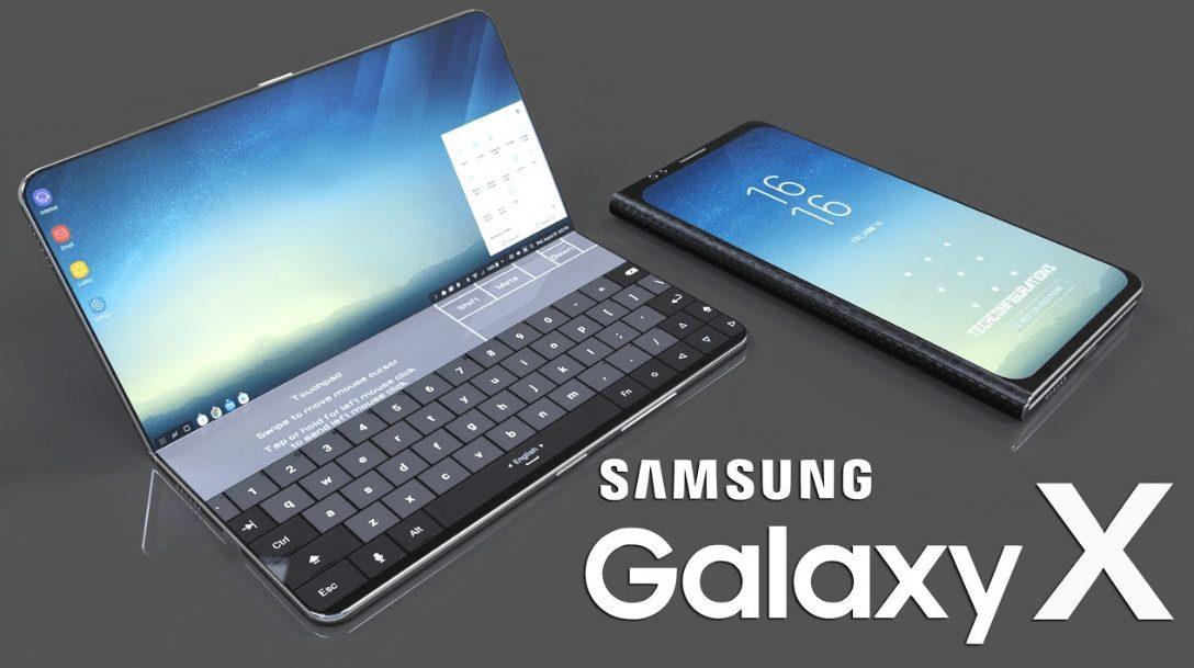 Samsung Katlanabilir Galaxy X Telefonu Duyuruldu