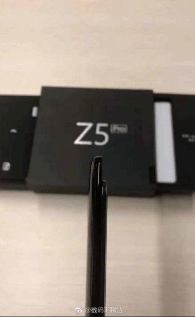 Lenovo Z5 Pro Tanıtım Öncesi Görüntüleri Sızdırıldı