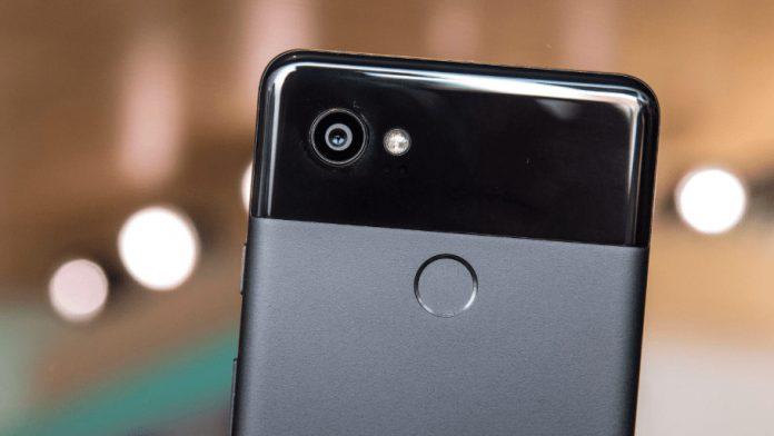 Google Pixel 2 Yeni Kamera Arayüzü