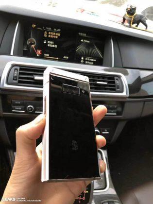 Samsung W2019 Görüntüleri Sızdırıldı