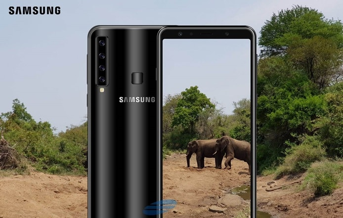 4 Kameralı Samsung Galaxy A9s için İlk Özellikler Açıklandı