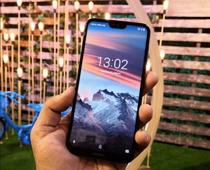 Nokia 6.1 Plus Android 9.0 Pie OS Güncellemesi Aldı