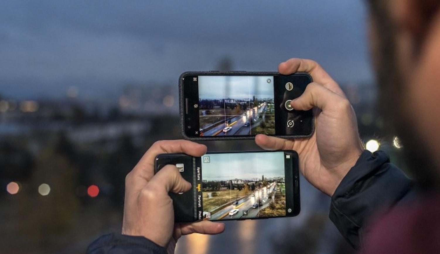 Pixel 3 vs Mate 20 Pro Gece Modu Kamera Karşılaştırması