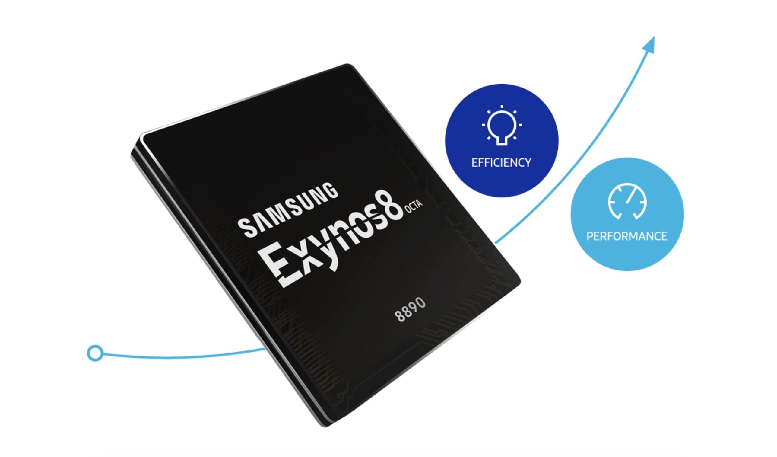 Samsung Exynos 8 Octa 8890-1