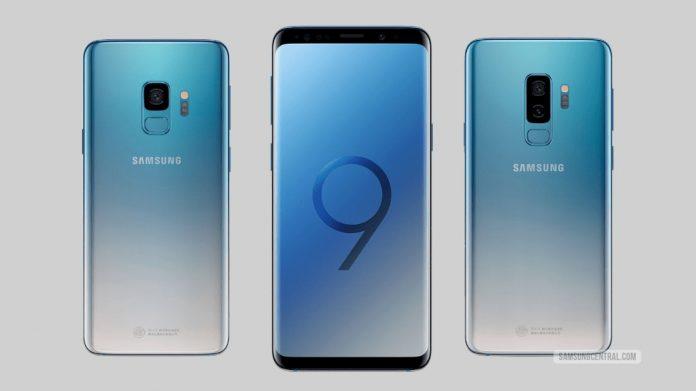 Galaxy S9 ve S9 Plus için Yeni Renk Seçeneği