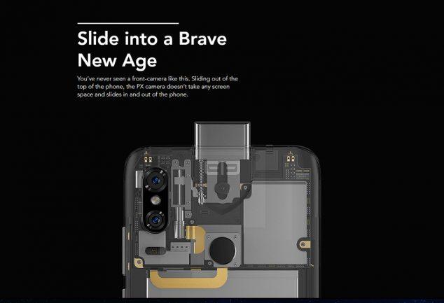 Elephone PX Yeni Kamera İle Geliyor!Elephone PX Yeni Kamera İle Geliyor!