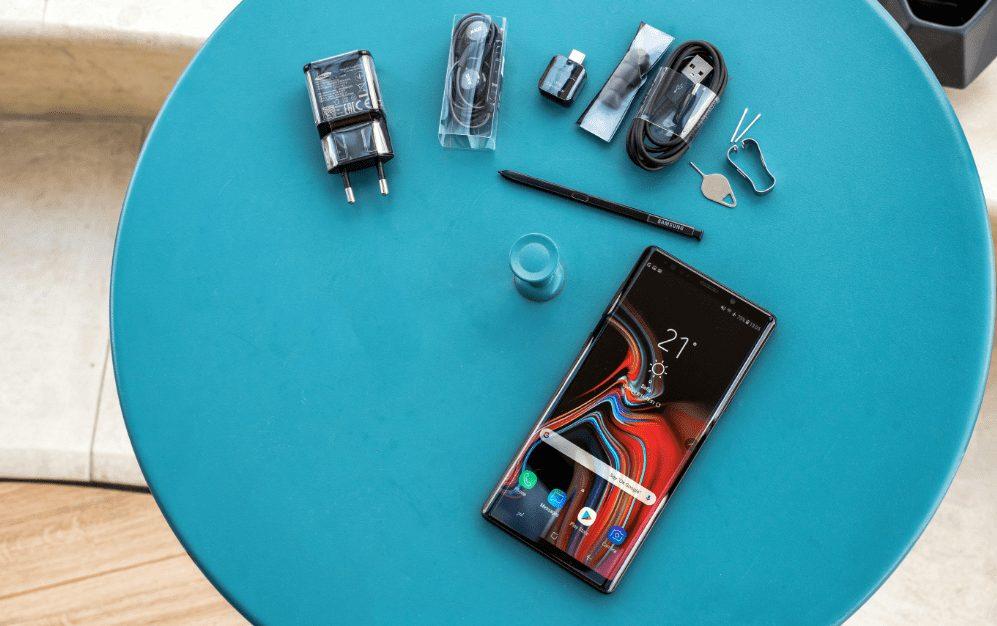 Samsung Galaxy Note 9 Pure White Çıkış Tarihi Belli Oldu