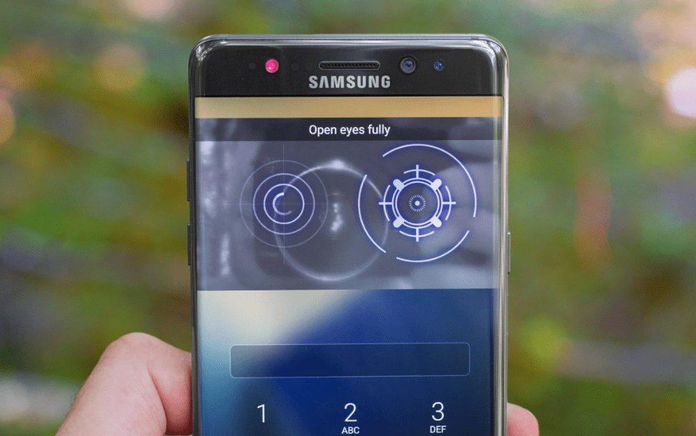 Samsung Galaxy S10 İris Tarayacısını Kaldırılacak Mı?