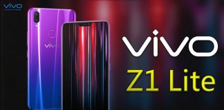Vivo Z1 Lite Özellikleri Yayınlandı!