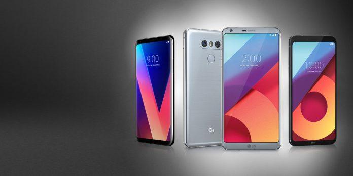 En iyi LG Telefonları 2018