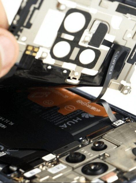 Huawei Mate 20 Pro'nun İçi Açıldı