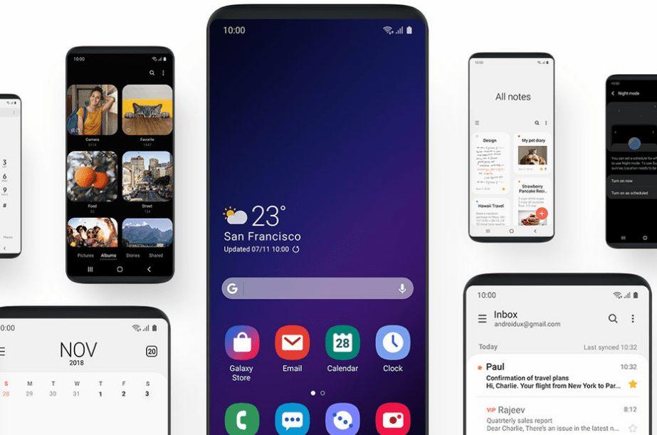 Samsung One UI Nedir ve Hangi Özelliklere Sahip