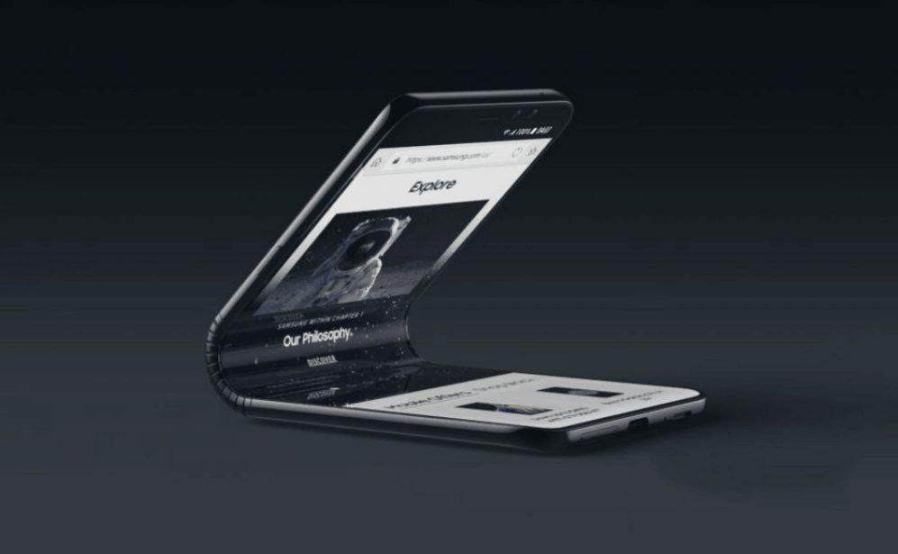 Samsung Katlanabilir Galaxy F Hakkında Daha Çok Bilgi