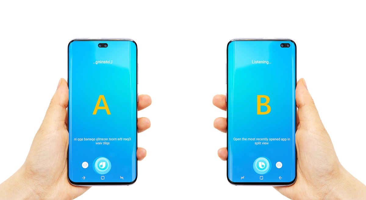Galaxy S10 ve Galaxy S10 Plus