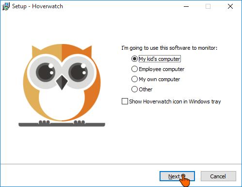 Bilgisayar ve Akıllı Telefon İzleme Programı - Hoverwatch