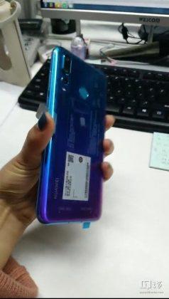 Huawei Nova 4 - Canlı Görüntüleri Sızdırıldı!