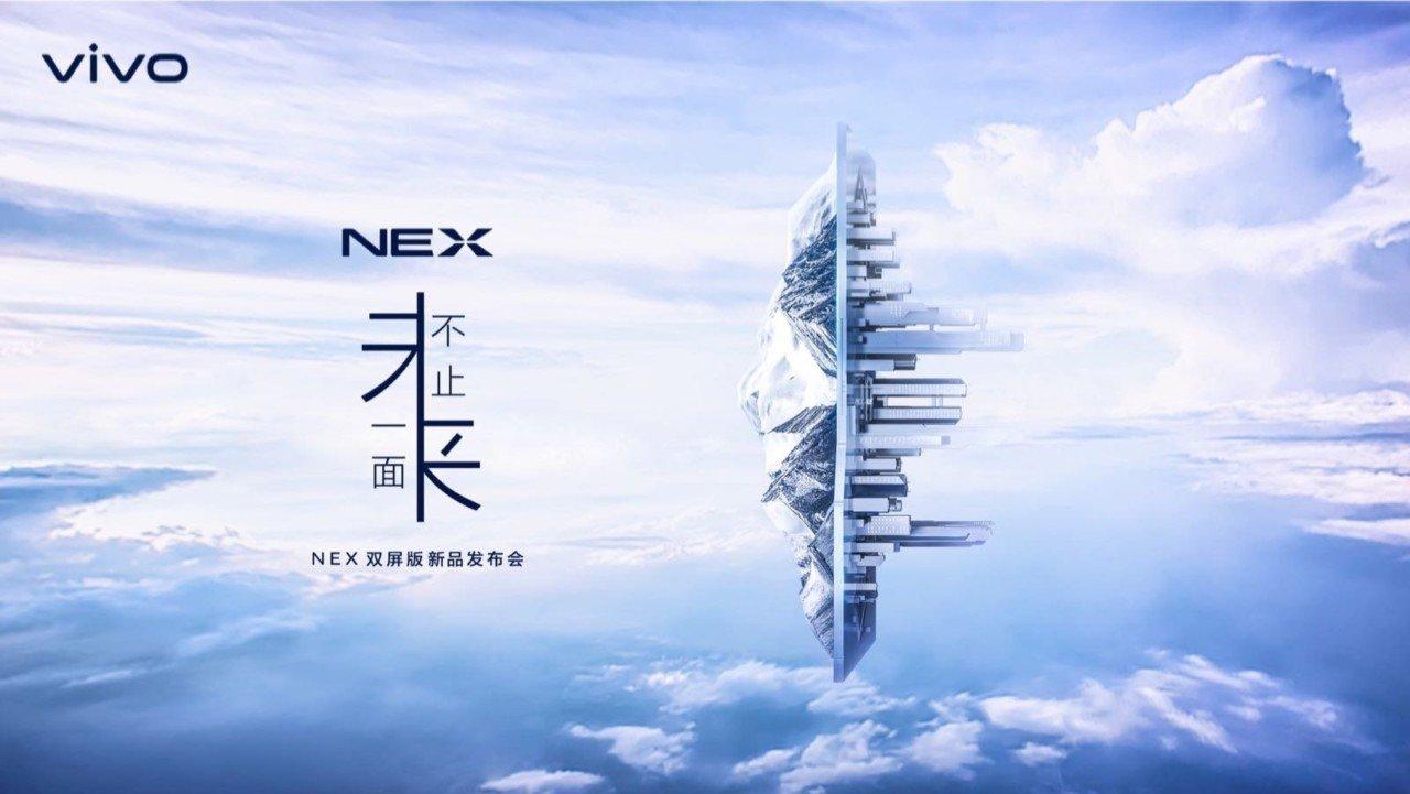 Çift Ekranlı Vivo Nex Modelinin Tanıtım Görselleri Yayınlandı!