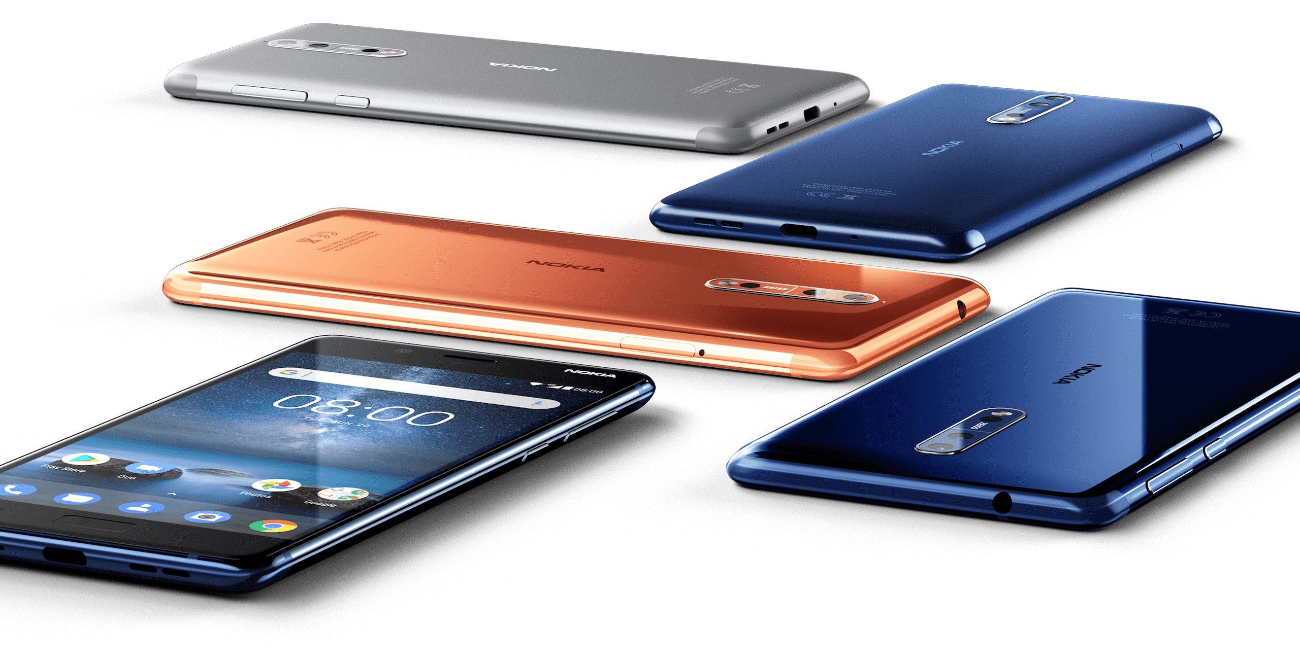 2018'in En İyi Nokia Telefonları