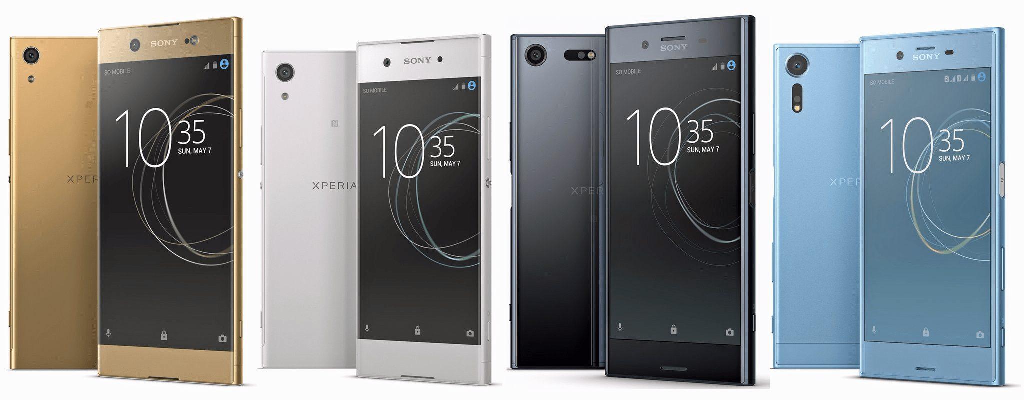 En İyi Sony Xperia Telefonları 2018