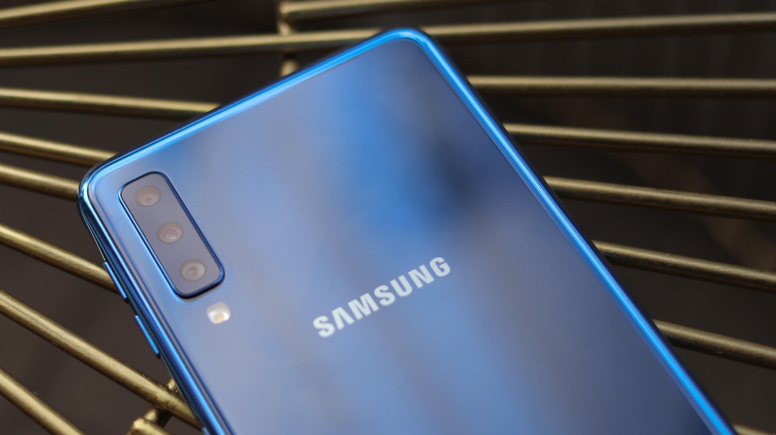 Samsung Galaxy A7 2018 İnceleme