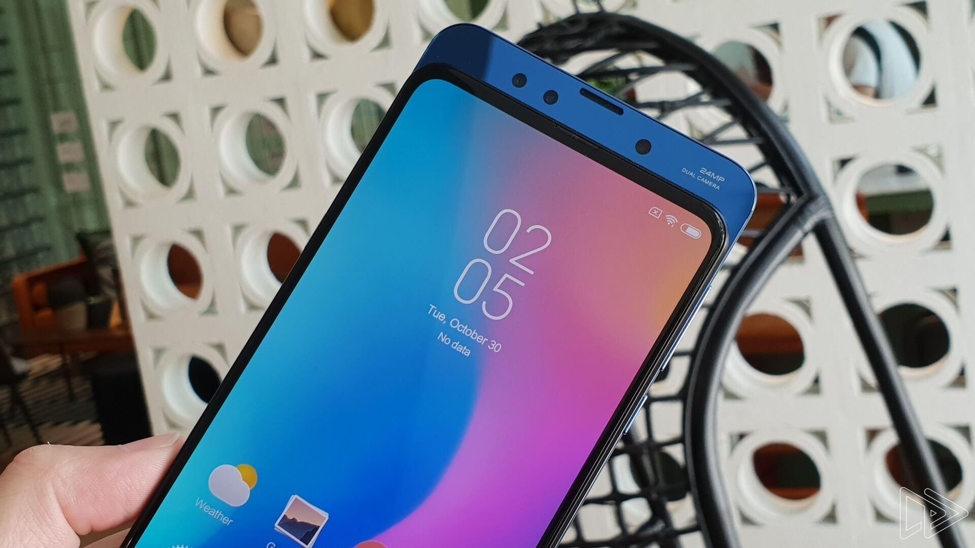 Xiaomi Mi Mix 3 İnceleme