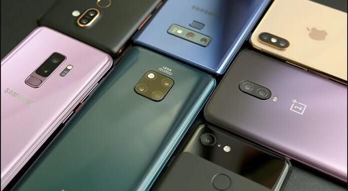 En iyi Android Telefonlar (2019)
