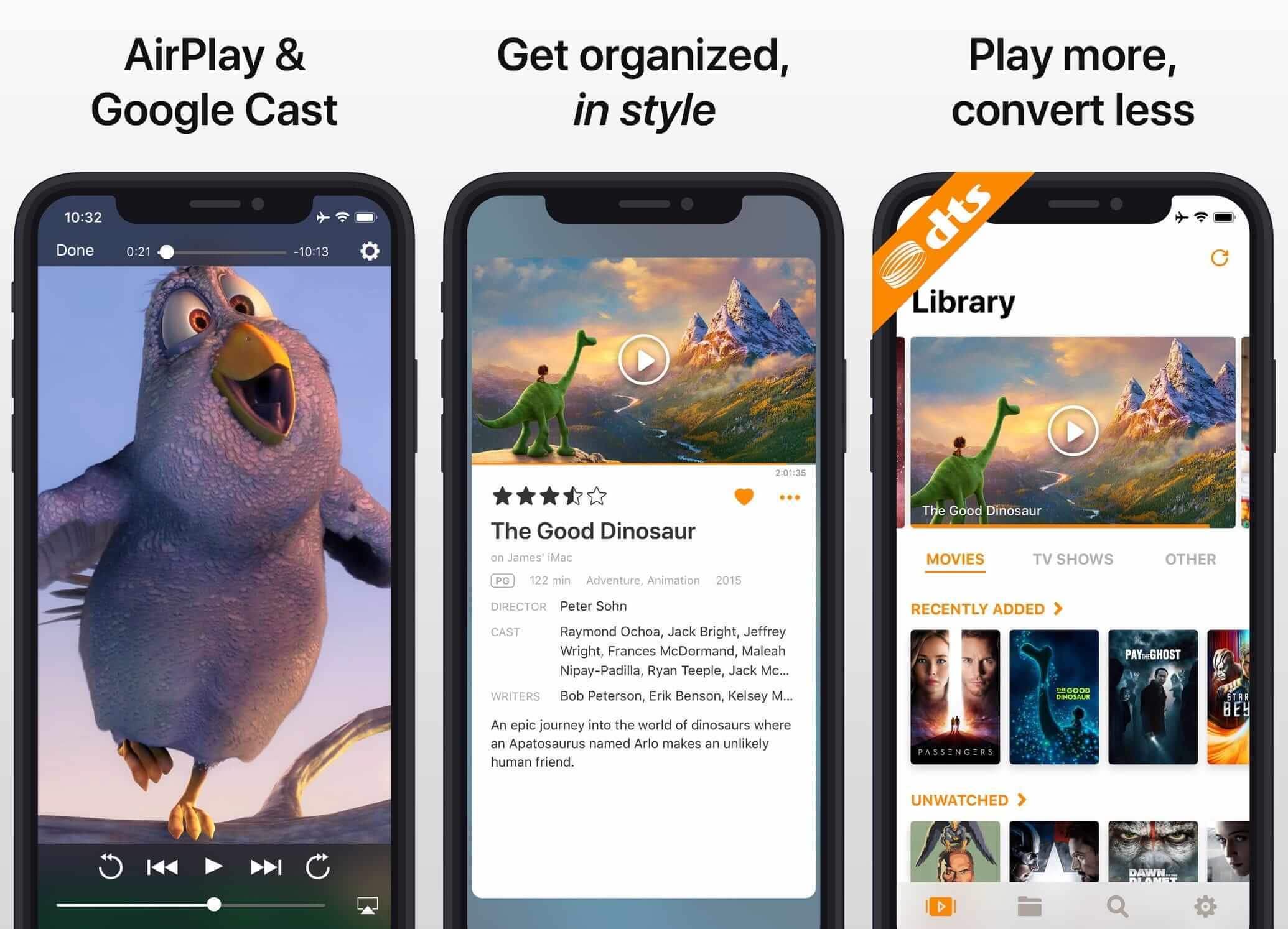 En İyi iPhone Video Oynatıcı Uygulamaları 2019