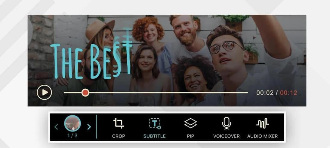 2019 İçin En İyi 10 Ücretsiz Android Video Düzenleme Uygulaması