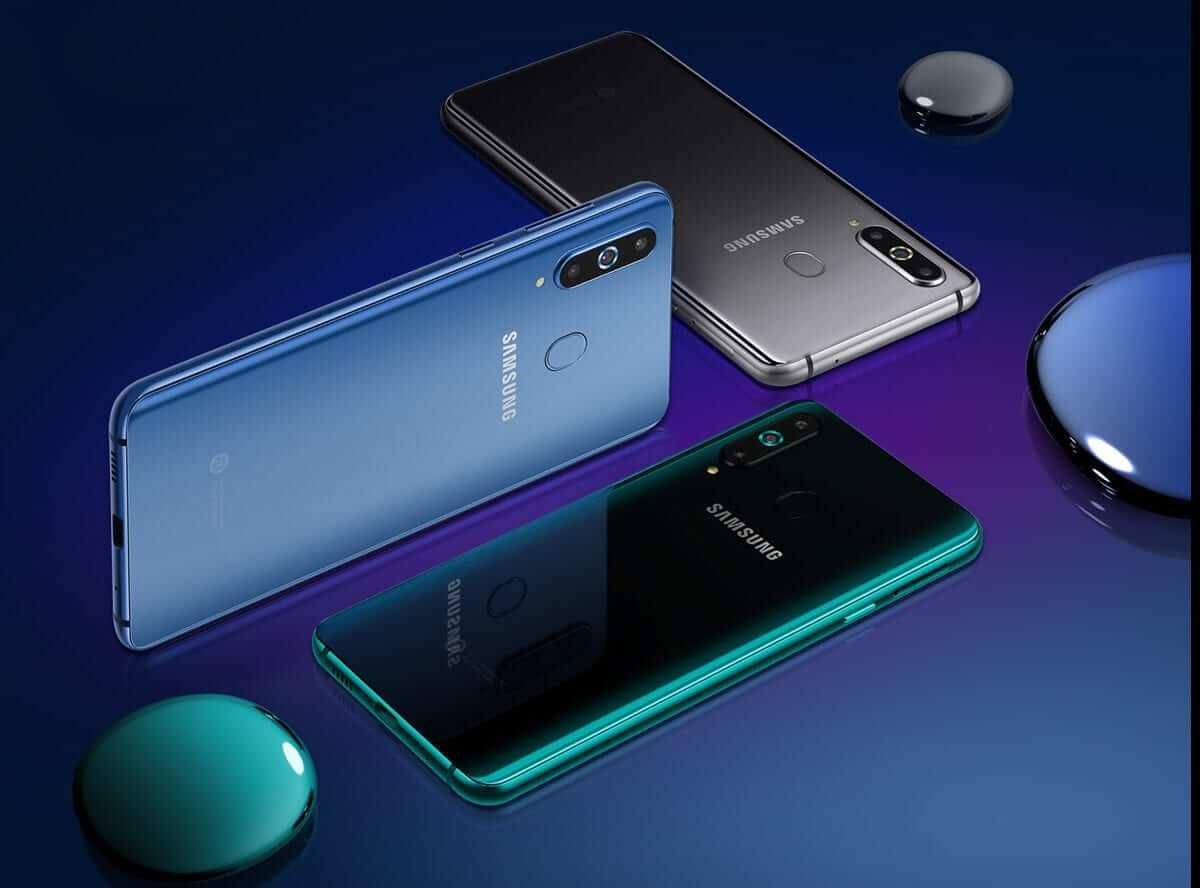Samsung Galaxy A60 (A8s Lite) Hakkında İlk Söylentiler!