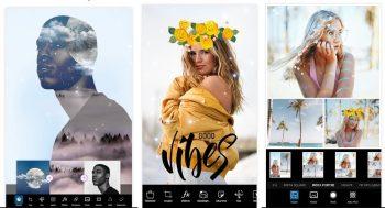 Android için En İyi 10 Fotoğraf Düzenleyicisi 2019