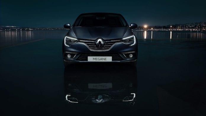 Renault Megane Sedan 2019