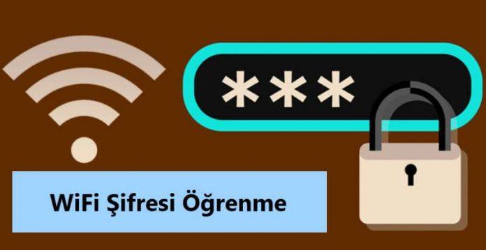 Windows-10-Wifi-Şifresi-Öğrenme