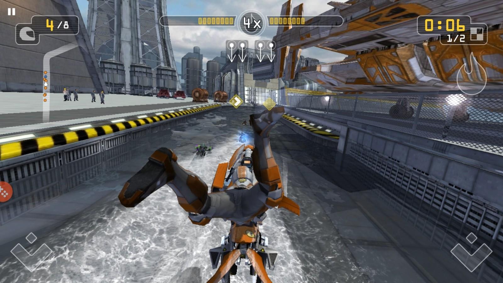 Android için En İyi Yarış Oyunları