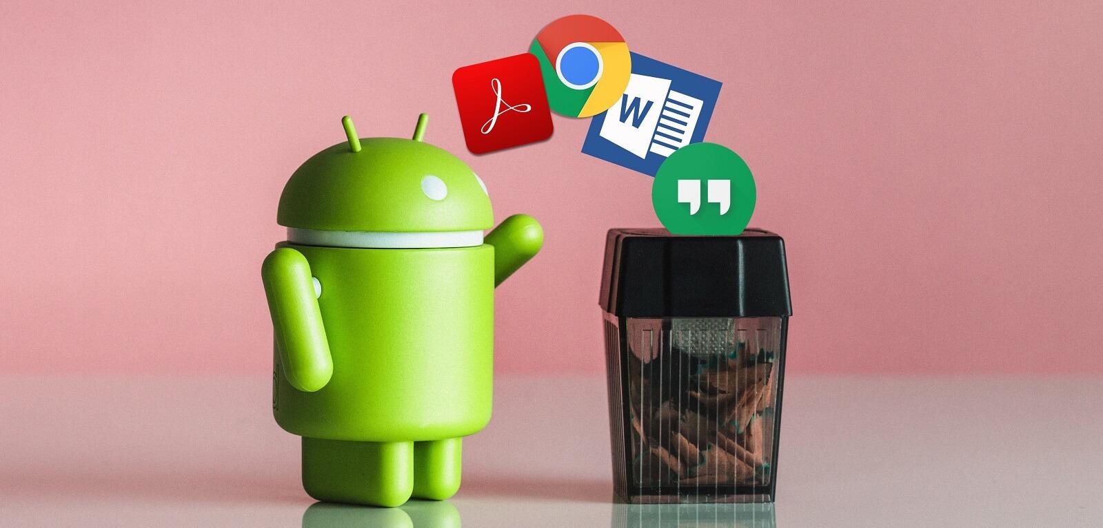 Android İçin En İyi Temizleme - Bakım Uygulamaları 2019