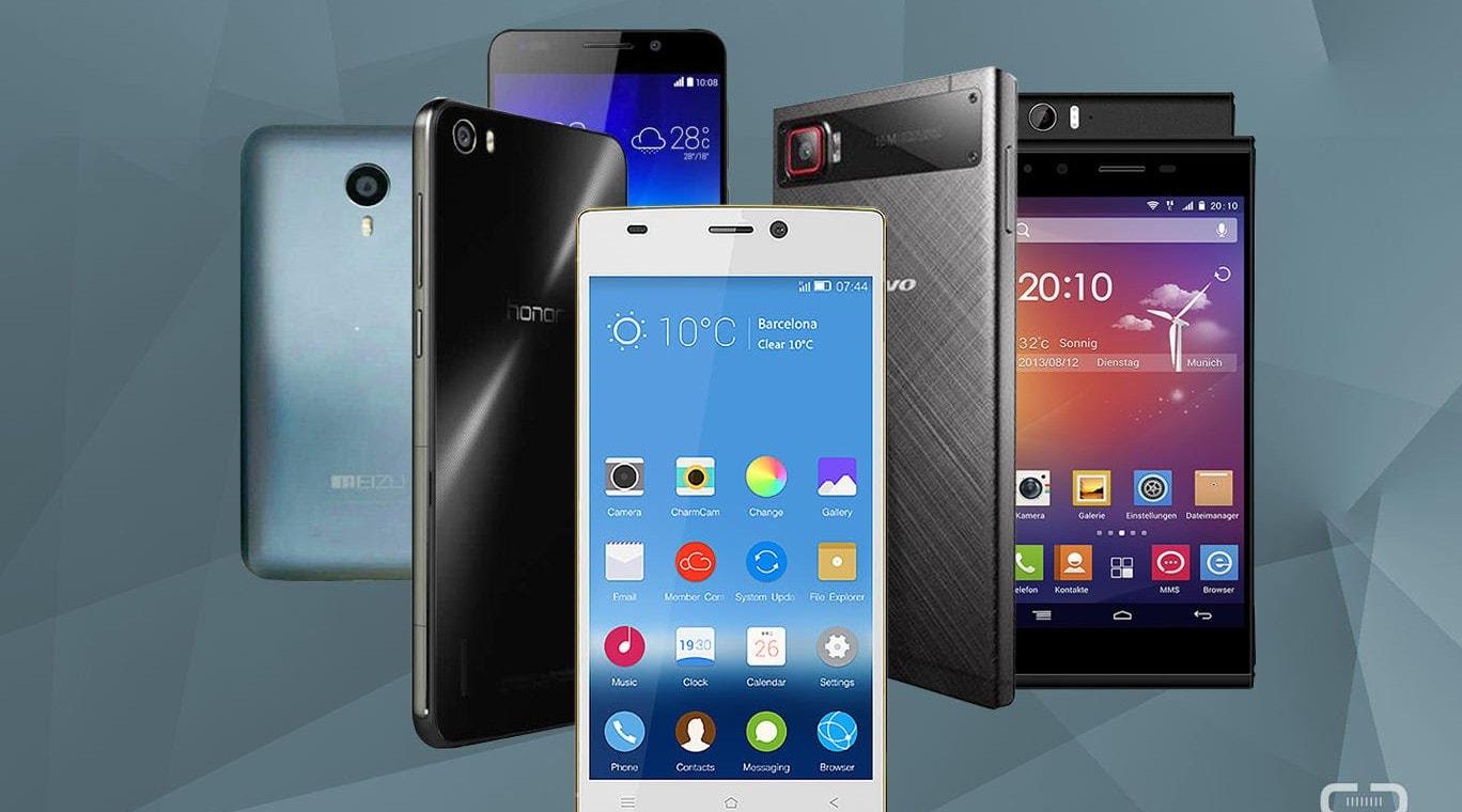 En İyi Çin Malı Telefonlar 2019