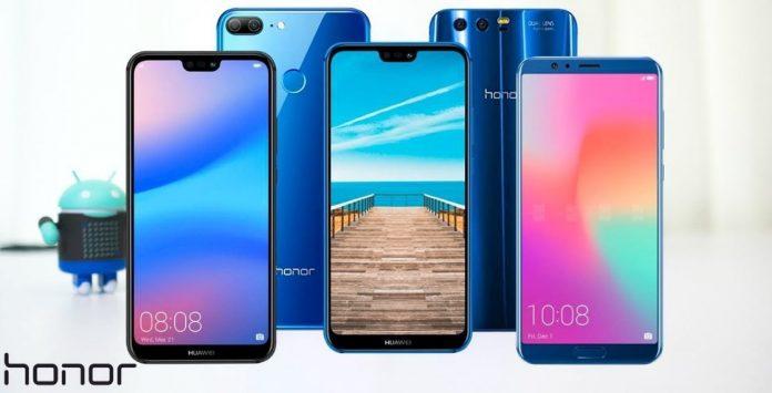 En İyi Honor Telefonları 2019