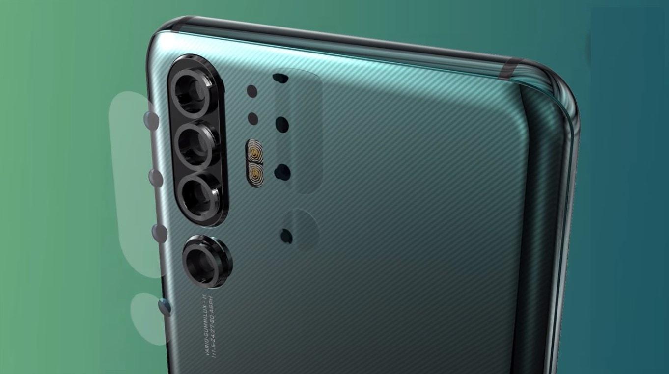Huawei P30 Pro - Konsept Tasarımları Yayınlandı!