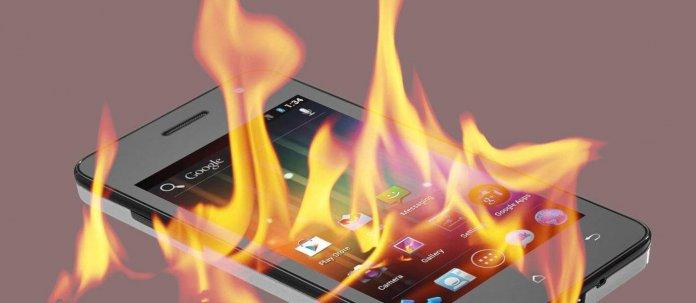 iPhone 6 Isinma Sorunu