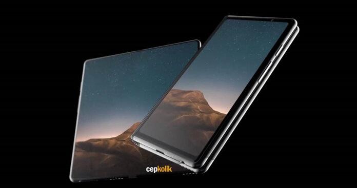 Samsung'un Katlanabilir Telefonu 20 Şubatta Geliyor!