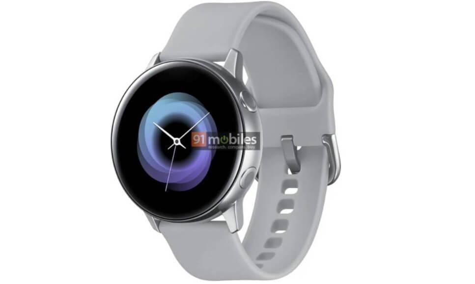 Samsung Galaxy Watch Active Özellikleri Sızdırıldı!