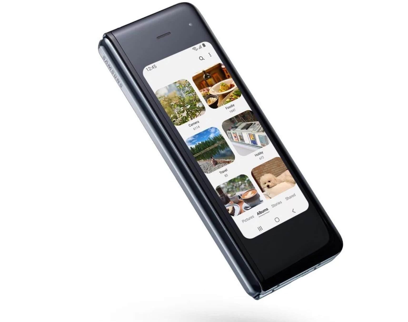 Samsung Galaxy Fold Fi...