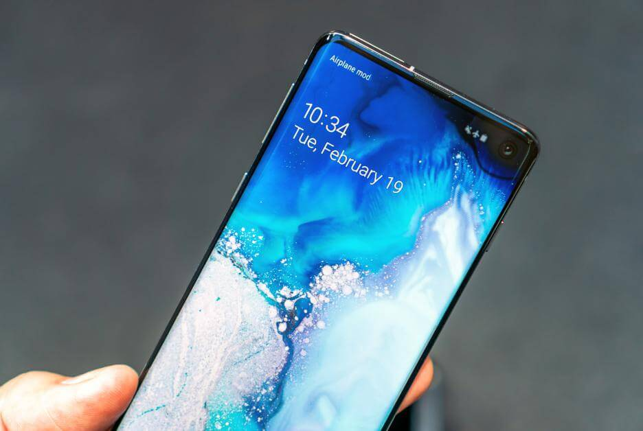 Samsung Galaxy S10 Ön İncelemesi