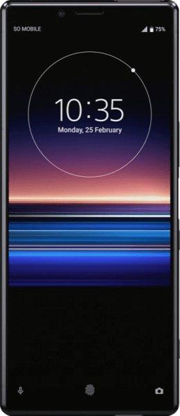 Sony Xperia 1 vs Samsung Galaxy S6 edge+ Karşılaştırması