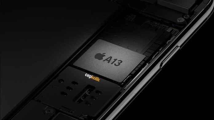 Apple A13 Yonga Seti Hakkında Yeni Bilgiler!