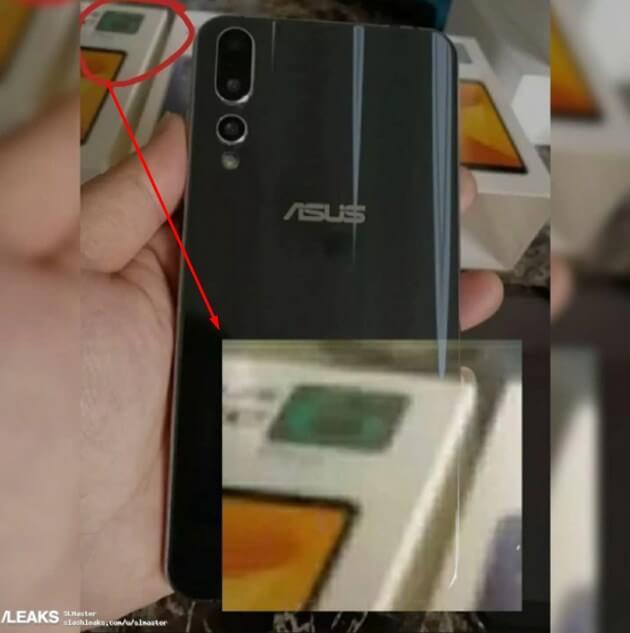 Asus ZenFone 6 Canlı Görüntüleri Sızdırıldı!