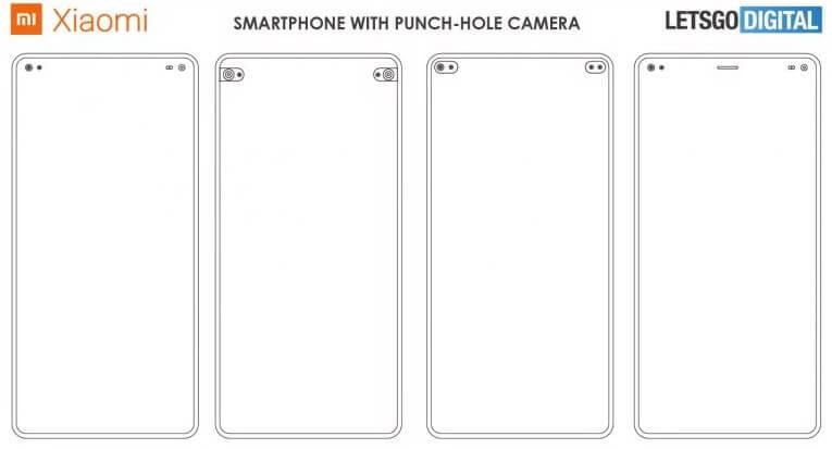 Çift Çentikli Xiaomi Telefon Paten Görseli Yayınlandı!