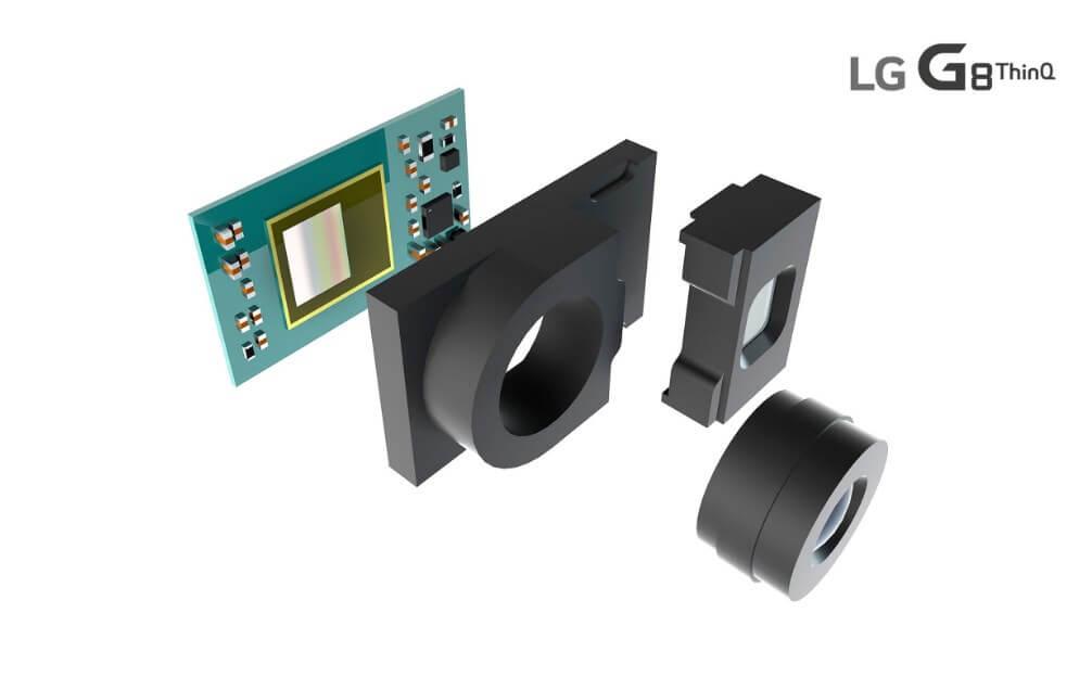 LG G8 ThinQ Kamera Özellikleri Netlik Kazanıyor!