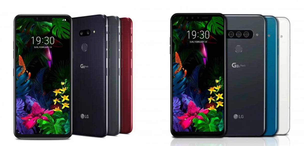 LG G8 ThinQ ve G8s ThinQ Tanıtıldı - Fiyatı ve Özellikleri