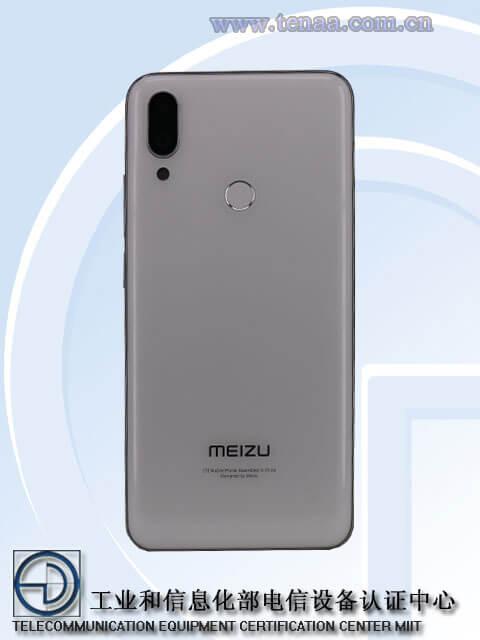 Meizu Note 9 Teknik Tasarım Görüntüleri Yayınlandı!